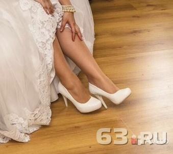 Туфли свадебные самара