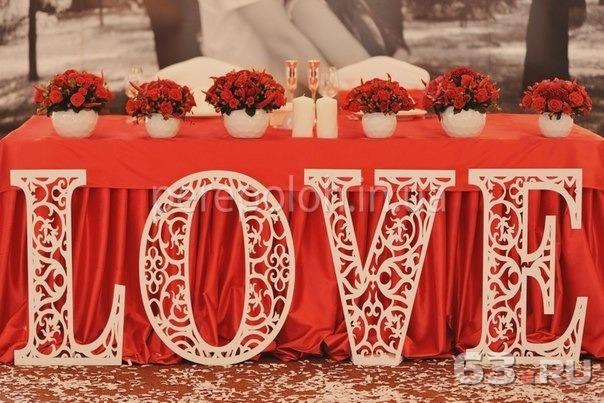 Для свадьбы изделия