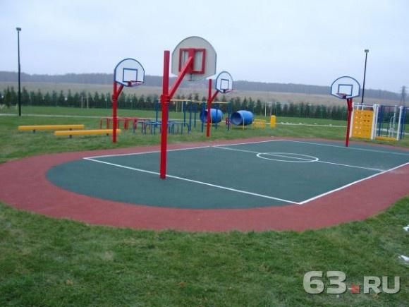 В скором будущем сразу две новые спортивные площадки появятся на территории города алексина, около школ 2 и 9