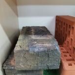 Кирпич керамический полнотелый лицевой 250x120x65, Самара