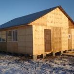 Строительство жилого дома 7.2х8,4 м, Самара