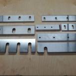 Производство ножей для шредеров. Корончатые ножи любых типоразмеров, Самара