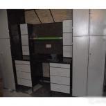 Металлическая мебель в комплекте (верстак, шкафы), Самара