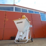 Штукатурная машина XL станция Grand 3, Самара