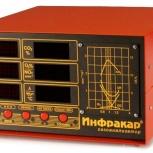 Автомобильный 4-х компонентный газоанализатор «Инфракар М-2Т.01», Самара