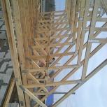 Изготовлю деревянные стропильные фермы и перекрытия, Самара
