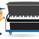 Перевозка пианино на высшем уровне., Самара