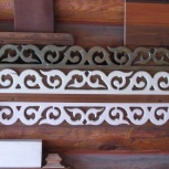 Резьба деревянная, Самара