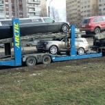Перевозки автомобилей автовозами, Самара
