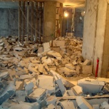 Демонтаж сантехкабин, стен, пола, перегородок, Самара