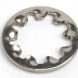 Шайба Ф13(М12) круглая стопорная DIN 6798 J, Самара