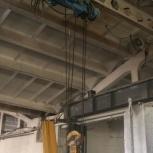 Кран однобалочный подвесной 3,2 тонны, Самара
