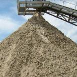 Речной песок с доставкой, Самара