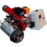 AL-10Т - горелка для котла на отработанном масле, Самара