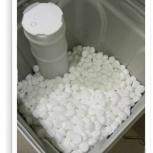 Таблетированная соль для водоочистки, Самара