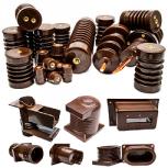 Изоляторы опорные, проходные, стержневые на 1-35 кВ от производителя, Самара