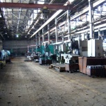 Цех по производству металлоконструкций, Самара