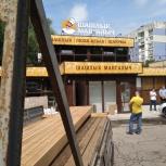 Грузоперевозки, газель открытая бортовая 6 метров, Самара