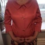 Пиджак новый  50, Самара