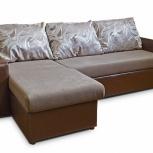 Угловой диван коричневый, Самара
