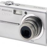 Цифровой фотоаппарат Pentax Optio T10, Самара