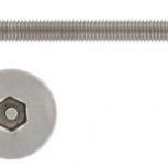 Винт 8х25 антивандальный ART 9113 с потайной головкой, Самара