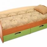 Кровать с ящиками смешарики, Самара