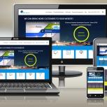 Разработка бизнес сайта, Самара