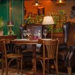 Ресторан в английском стиле, Самара