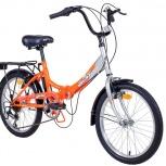 велосипед АИСТ 20 2.0 7-скоростей (Shimano) (Минский велозавод), Самара