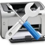 Ремонт принтеров, заправка картриджей с выездом, Самара