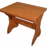 Стол с ломберными петлями орех 4, Самара