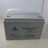 Продам аккумулятор Lifepo4 12В 100Ач., Самара