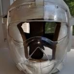 Шлем с закрытым верхом и маской Aryan Sport, Самара