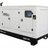 Аренда генератора 100КВт GMGen GMI 140 (Италия), Самара