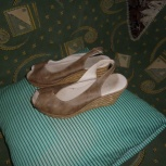 Новая летняя обувь, Самара