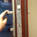 Ремонт дверных замков в металлических дверях., Самара