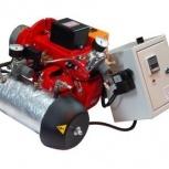 Горелка AL-4V (15-45 кВт) для котла на отработанном масле, Самара