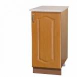 Шкаф-стол с дверцами шн40 вишня, Самара