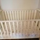 Детская кроватка-качалка, Самара