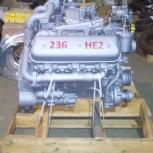 Двигатель ЯМЗ 236НЕ2, Самара