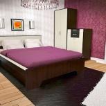 Спальный гарнитур домино венге, Самара