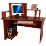 Стол компьютерный скн-2 орех, Самара
