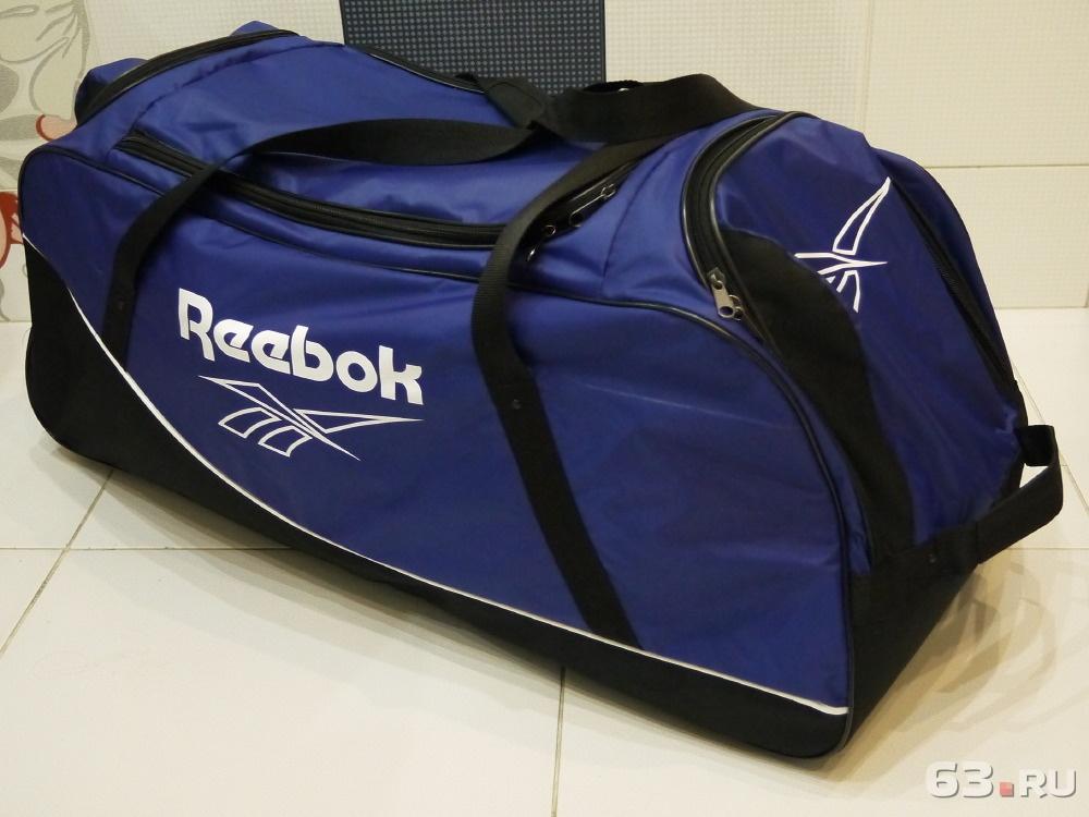 b68ef0024fd2 Хоккейная сумка на колёсах. Доставка из Омска, Самара 10