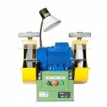 Точильно-шлифовальный станок  ТШ 1.25 с пылесосом ПП-750/У, Самара