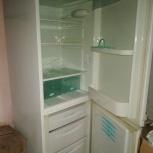 Холодильник Стинол (Stinol), 2001 г.в рабочий, Самара
