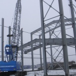 Изготовление металлоконструкций для быстровозводимых зданий, Самара