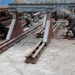 Упор тоннельный Р-65 ПП 5-286.01.000., Самара