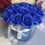 Букеты из мыльных роз, Самара
