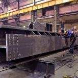 Изготовление детали металлоконструкций, Самара